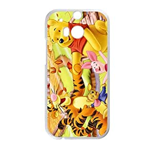 Winnie the pooh Case Cover For HTC M8 Case
