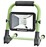 900 lumen lantern - PWLR1110F 10W 900 Lumen Cordless Foldable Portable Metal Stand, Lithium Ion Battery LED Work Light for Camping, RV, Marine, Boating, with USB Port for Mobile Device Charging