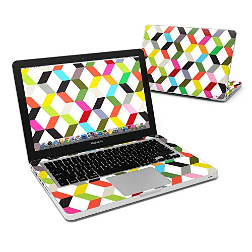 Ziggies Cube - Ziggy Cube Full-Size 360° Protector Skin Sticker for Apple MacBook Pro 13