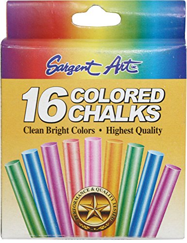 Sargent Art 66 3610 Colored Chalk product image