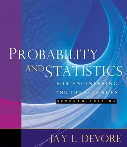 Glossary and Sample Exams for Devore's Probability and Statistics for Engineering and the Sciences, 7th