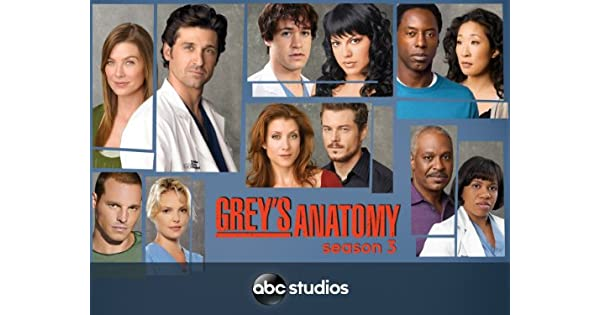 Amazon co uk: Watch Grey's Anatomy Season 3   Prime Video