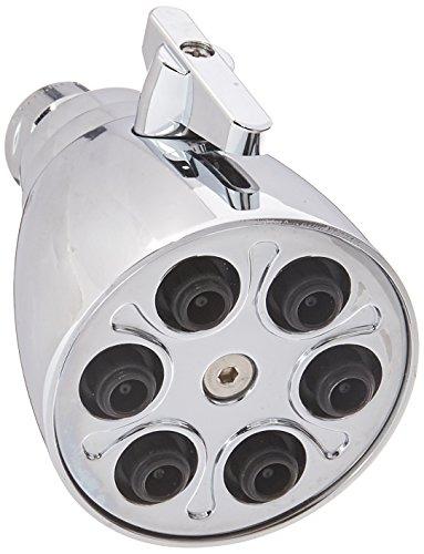 Delta Faucet Del Chr 3Spr Shwr Head Shower (Chr Shower Faucet)