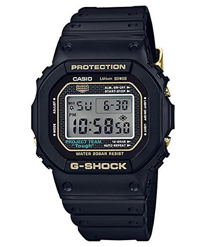 Casio G-Shock 35th Anniversary Black Gold Digital DW5035D-1B for sale  Delivered anywhere in USA