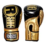 Ringside Apex Flash Sparring Gloves, FTG2 BK/GN