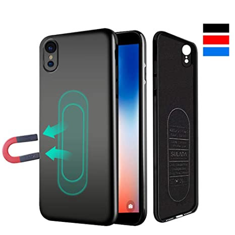 coque iphone xr original magnetique