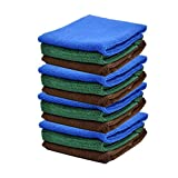 Yinglite Clean Towels 12 Pack, 12x12-inches Hand Towel Bath Towel(face Towels 12 Pack, 12x12-inches)