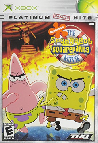Spongebob Squarepants: The Movie (Spongebob Video Games Xbox)