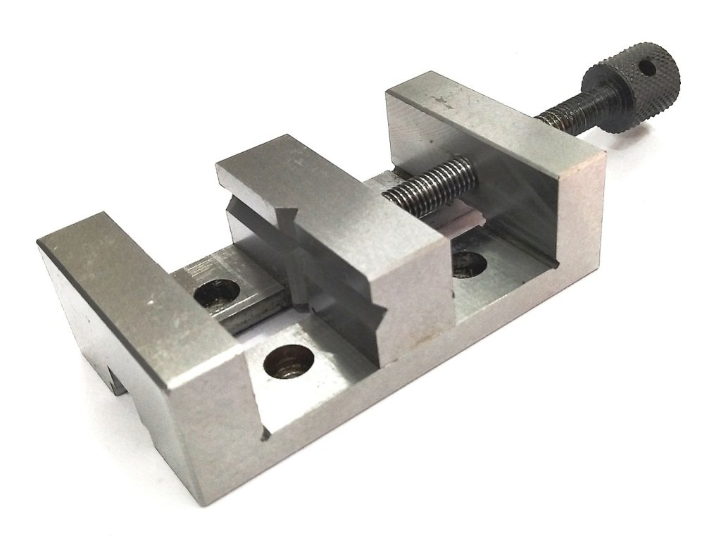 Mini 2''/50 mm Steel Vice Vise Work Holding Engineering Machine Tools