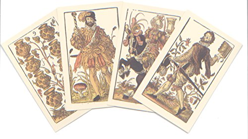 MacGregor Historic Games 16th Century German Cards