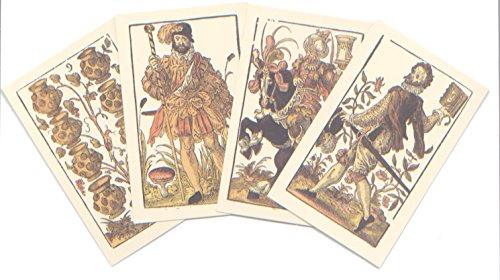 MacGregor Historic Games 16th Century German Cards