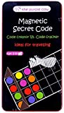 The Purple Cow Magnetic Secret Code Board Game