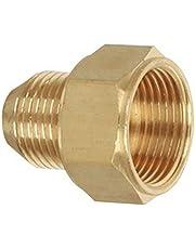 BE-TOOL - Adattatore per idropulitrice, in ottone, 1 pezzo, oro