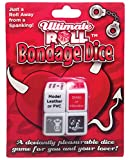 Ultimate Roll Bedroom Dice Game. Roll the dice and perform the action shown. Just a roll away from a spanking.