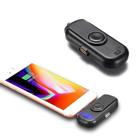 COCOSKY - Cargador magnético portátil de 1000 mAh, Mini ...