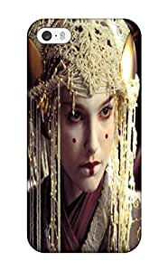 High-quality Durable Protection Case For Iphone 5/5s(star Wars Phantom Menace)