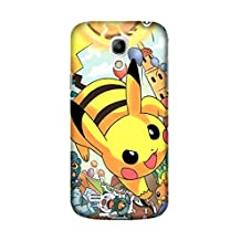 Customize Samsung Galaxy S4 Case, Pokemon Anime On Cover Protector TPU For Samsung Galaxy S4