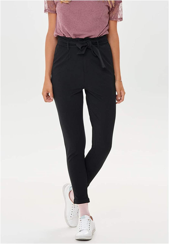 Only Femmes Pantalon POPTRASH Easy Paperback Pant 15159142