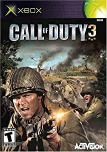 Call of Duty 3 - Xbox: Artist Not Provided: Video Games