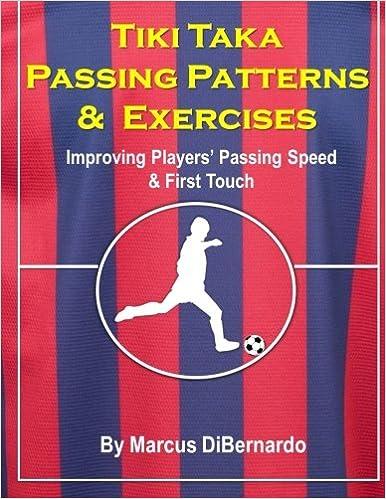 Tiki Taka Passing Patterns & Exercises: Improving Players