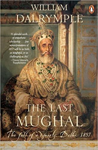 Image result for the last mughal book