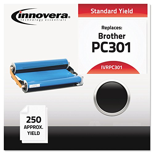 INNOVERA PC301 Compatible Thermal Print Cartridge Ribbon Black for Mfc-970mc Ppf-750 770 775