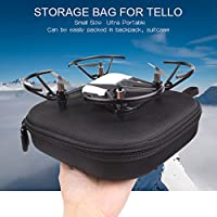 Hard EVA Travel Case,EVA Tello Carrying Case Storage Box For DJI Tello Bag Portable Protective Case,Suitcase bag for DJI Tello Drone Waterproof Portable Bag Body,Battery Handbag Carrying Case