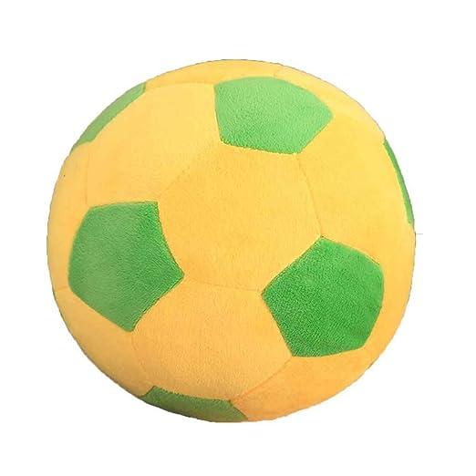 Balón de fútbol de Dibujos Animados Almohada Relleno de la ...
