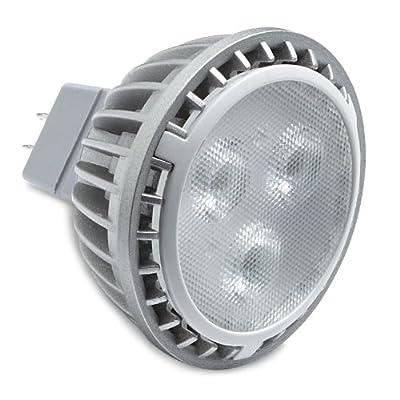 Verbatim MR16 GU5.3 3000K 7-watt Replacement for Up to 50-watt Halogen Dimmable LED High Lumen Lamp 97943