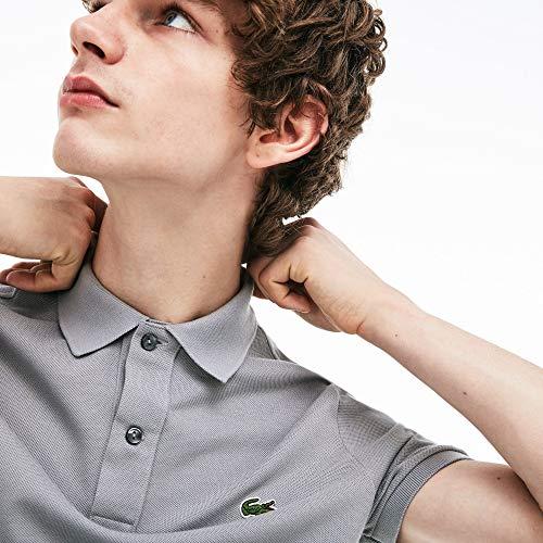 Polo Ph4012T Platine Grau Kc8 shirt Lacoste Uomo dBeCorxW