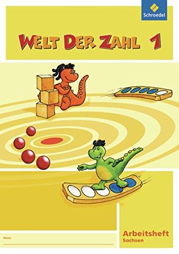Welt der Zahl - Ausgabe 2009 NRW: Arbeitsheft 1