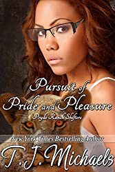 Pursuit of Pride and Pleasure (Pryde Ranch Shifters Book 3)