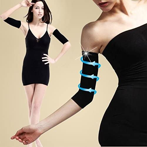 Thin Arms Compression Shaper Arm Slimming Belt Warmer 420 Forearms Burn Hands Fat D