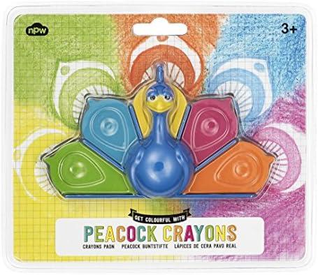 Npw Tavus Kusu Crayon Amazon Com Tr Bunlardan Istiyorum