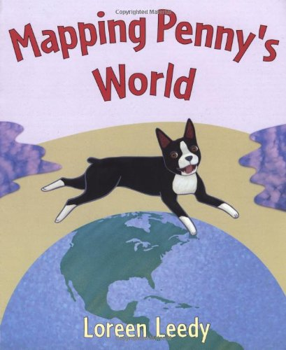 Mapping Penny's World - Square Stores Map One