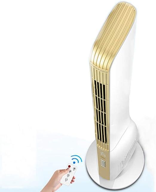 xb Filtro De Aire De Iones Negativos del Ventilador De Enfriamiento del Ventilador Sin Aspas (Color Dorado): Amazon.es: Hogar