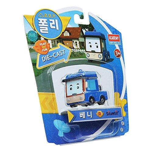 Robocar Poli- Benny (diecasting - not transformers)