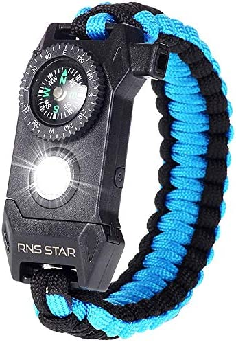 RNS STAR Paracord Survival Bracelet product image