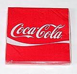 Coca-Cola Luncheon Napkins 12 inch by Coca-Cola