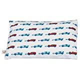 Clevamama Replacement Pram Pillow Cover, Blue