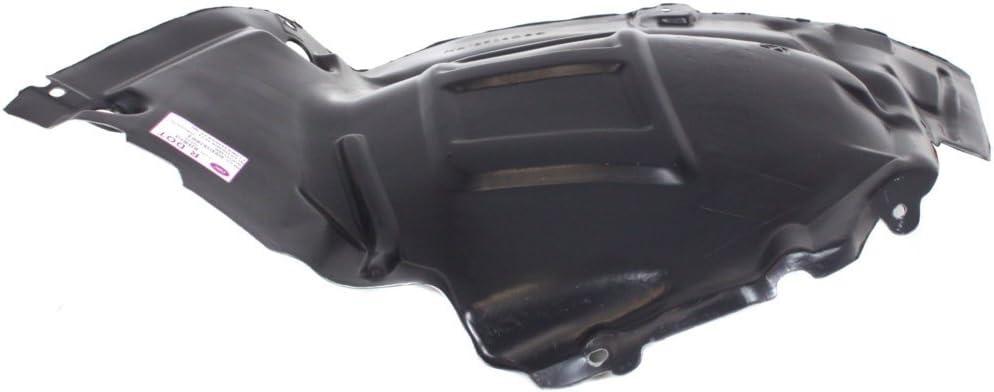 Splash Shield Front Right Side Fender Liner Plastic Front Section for PATHFINDER 99-04 From 12-98