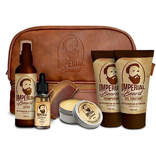 Imperial Beard – Beard Growth Kit