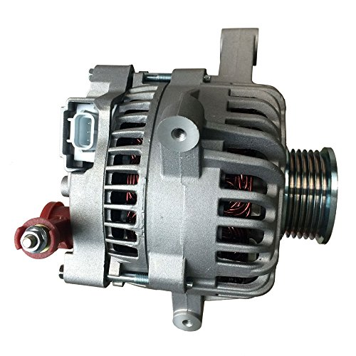 Alternator AFD0110 110 Amp High Output For Ford F-150 Pickup Truck 4.6L 5.4L V8 2004 2005 2006 2007 ()