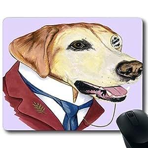 Animal Art Illustration Customized Rectangle Non-Slip Rubber Mousepad Gaming Mouse Pad 9