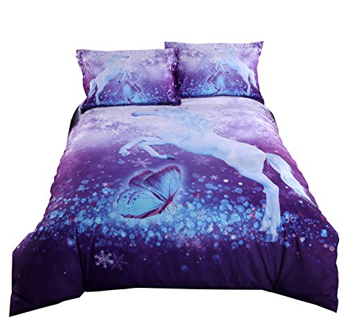 Wowelife-Unicorn-Bedding-Set
