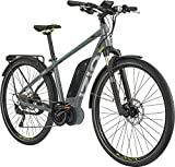 #2: IZIP E3 Dash 700C Step-Over Class 3 Electric Commuter Road Bike with 350W TranzX Center Motor and 48V, 417Wh Lithium Battery, 2018 Model