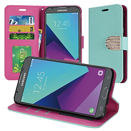 Cell Accessories For Less (TM) Samsung J7 2017 Halo J7 Prime J7 Perx Sky Pro J7V + Bundle (Stylus & Micro Cleaning Cloth) - By TheTargetBuys