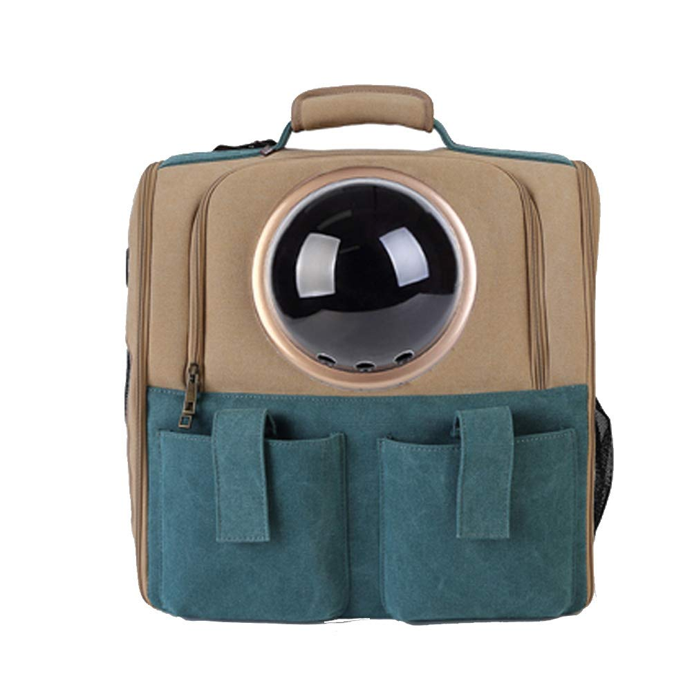 Alien Storehouse Outdoor Dog Carrier Pet Carriers Pet Bag Backpack Cat Bag Travel,Easily Carries Pet BagW