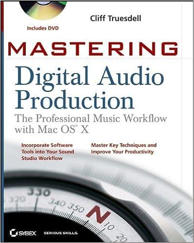 Mastering Digital Audio Production: The Professional Music