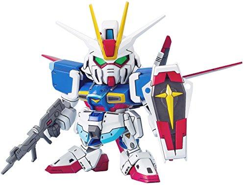 Bandai Hobby BB#280 Force Impulse Gundam, Bandai SD Action Figure ()